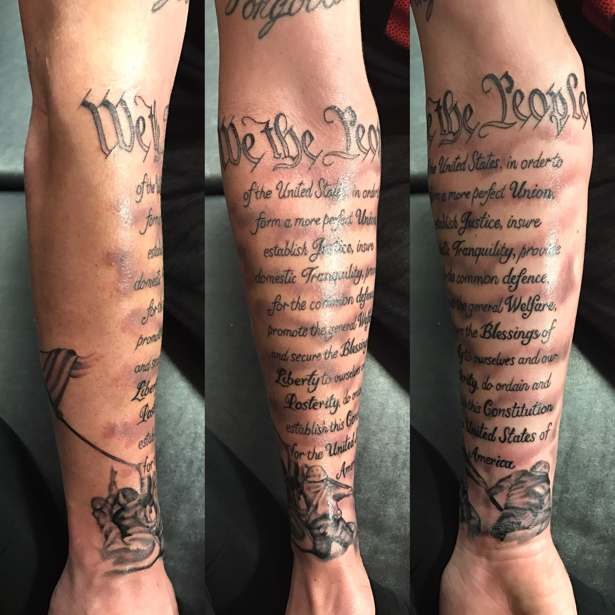 1000 ideas about soldier tattoo on pinterest military tattoos - Men S Military Tattoo