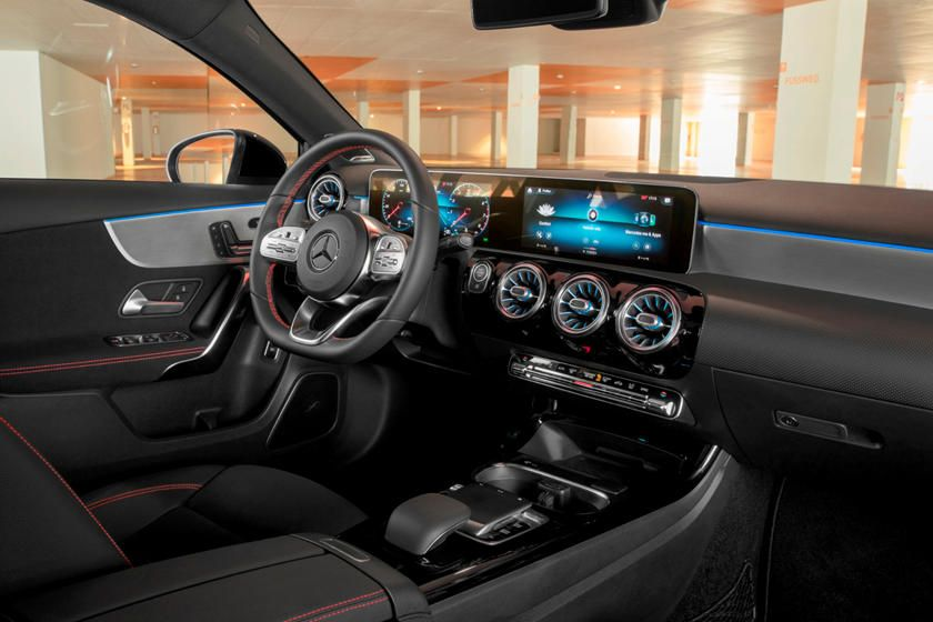 Pin By Anton Uebach On Cars In 2020 Benz A Class Mercedes Sedan Mercedes A Class Interior