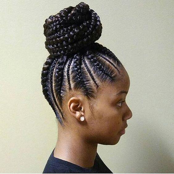 Latest Ghana Weaving Shuku 2018 5 All That Hair Hair Styles