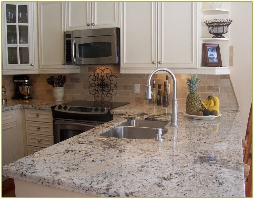 Crema Perla Granite Home Depot Prefab Granite Countertops