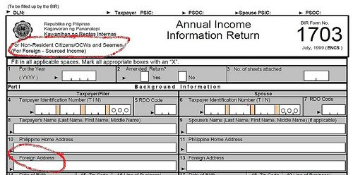 Are OfwS Really Not Required To File Income Tax Returns  Personal