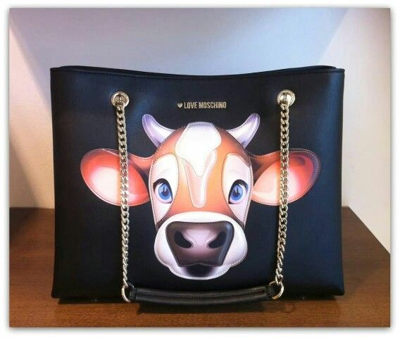 Love this Moschino bag :D