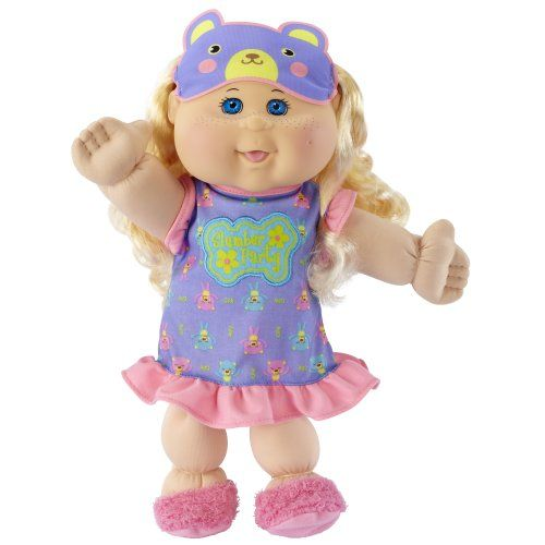 Cabbage Patch Kids Glow Party Blond Hair Caucasian Girl 14 Quot Doll 29 99 14 Off Cabbage Patch Kids Cabbage Patch Babies Blonde Hair Girl