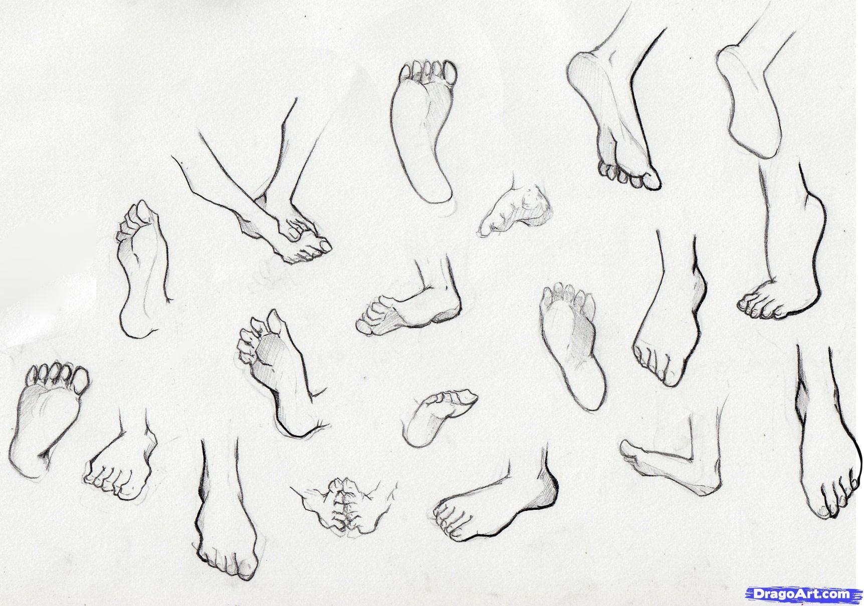 Hentai drawing tutorial | Feet / Pieds | Pinterest