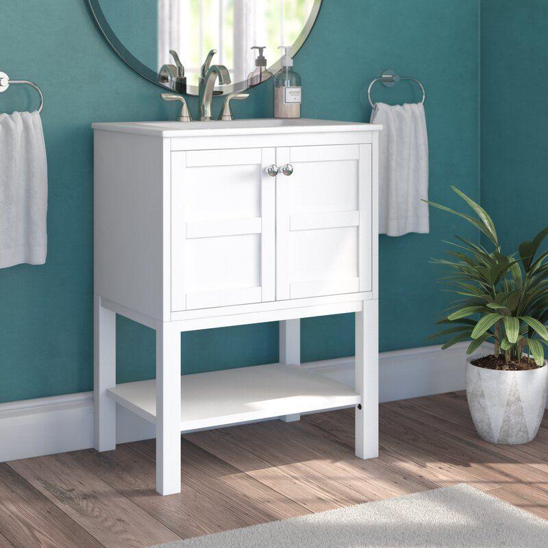 Camellia 24 Single Bathroom Vanity Set In 2020 Single Bathroom
