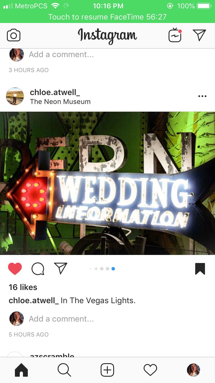 Pin by sagees on dream wedding Vegas lights, Dream