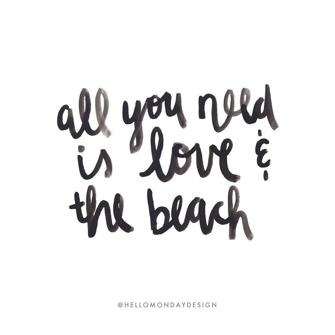 All You Need Is Love Amp The Beach