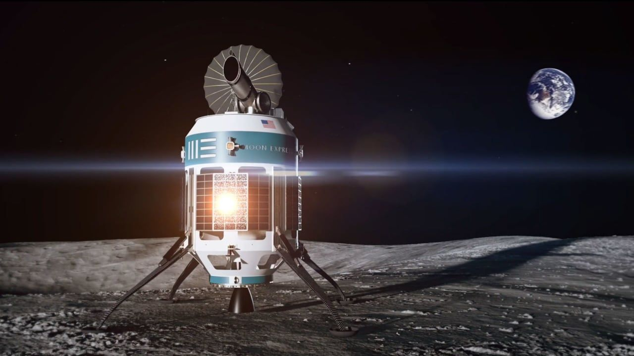 Google spurs amazing robot race to the moon with the