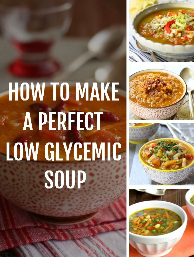 Learn how to make a perfect low glycemic soup thats easy and quick learn how to make a perfect low glycemic soup thats easy and quick to prepare diabetic recipesdiabetic foodshealthy forumfinder Image collections
