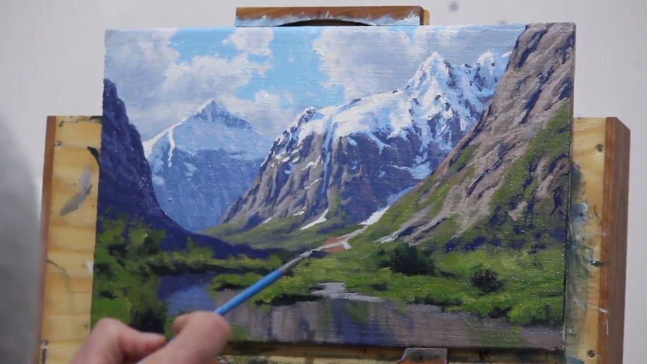 Landscape Mountain Easy