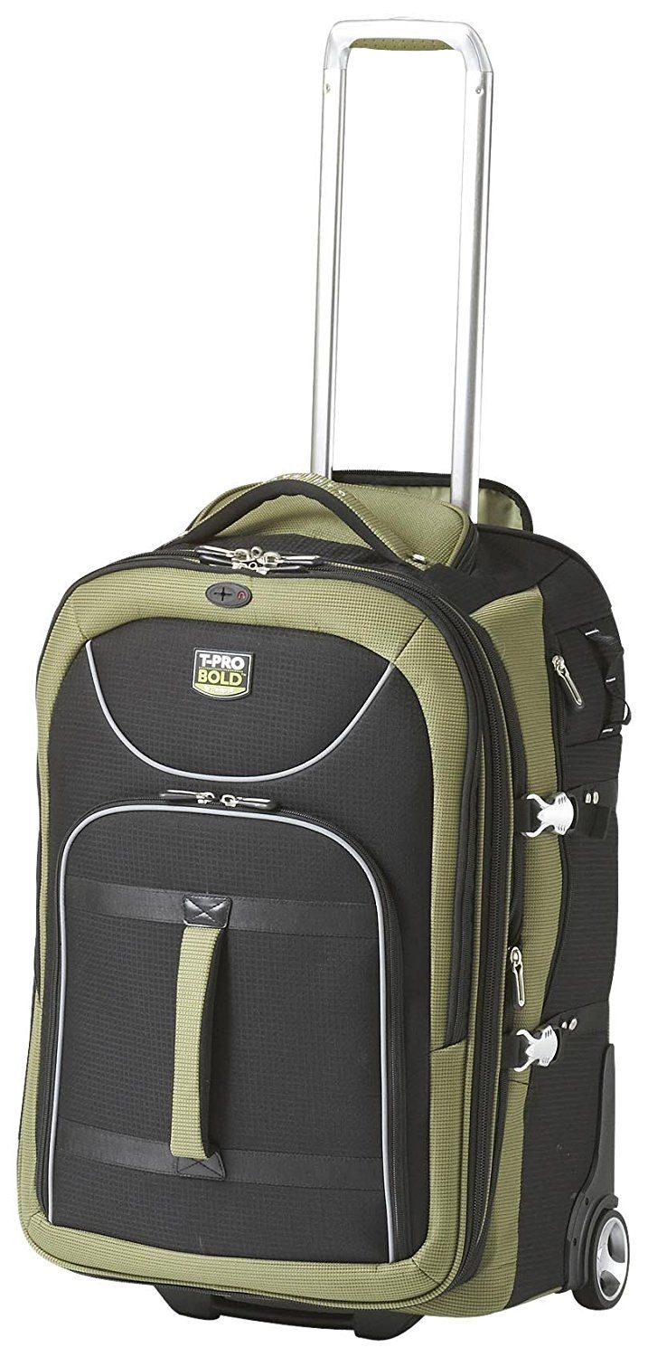 Travelpro Luggage T Pro Bold 25 Inch Expandable Rollaboard Bag Don