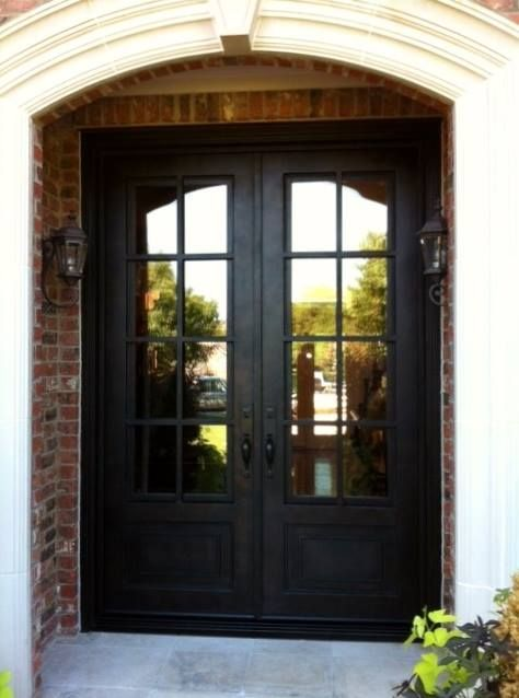 #1 Entry Iron Door Photos In Dallas Fort Worth Texas   M2 IRON DOORS DFW