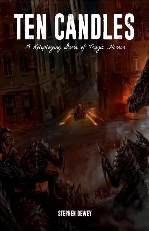 Ten Candles [Digital Storytelling game, Ten, Dont lose hope
