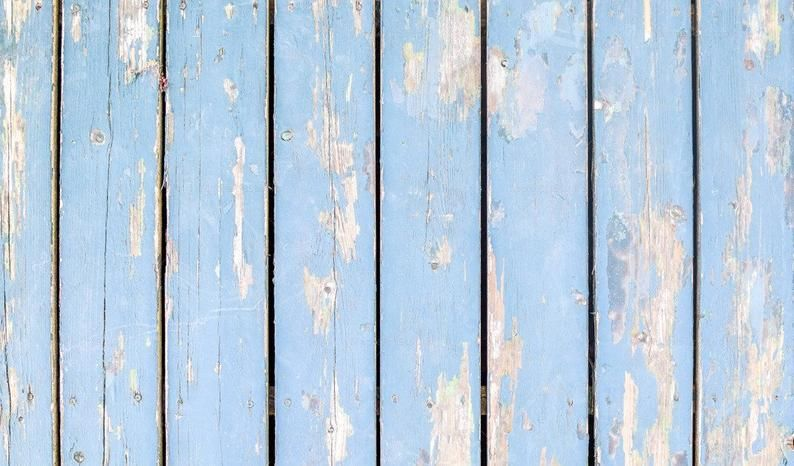 Rustic wood texture background, old vintage blue painted wood terrace floor, paint peeled background, stock photography, commercial use #woodtexturebackground