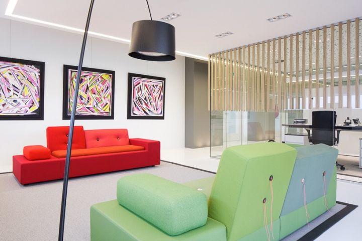 Level 23 Office by DZAP, Leeuwarden – Netherlands » Retail Design Blog