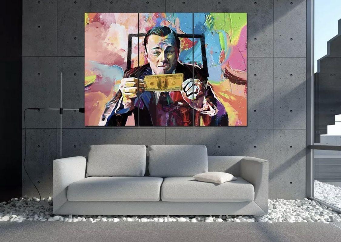Wolf Of Wall Street Jordan Belfort Street Wall Art Wolf Of Wall Street Wall Art