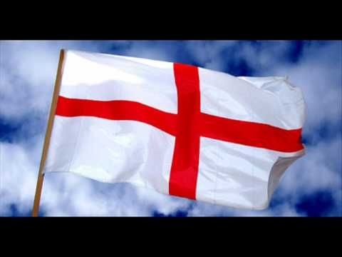 Land Of Hope And Glory England Flag St George Flag St Georges Day
