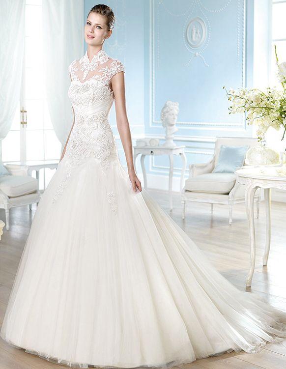 2014 wedding dresses by ST. Patrick - Bridal fashion-collection HALEY_B