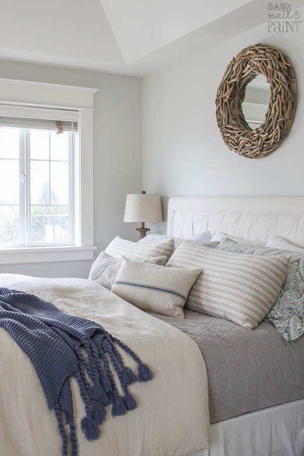 captivating warm relaxing bedroom colors | My Home Paint Colors: Warm Neutrals and Calming Blues ...