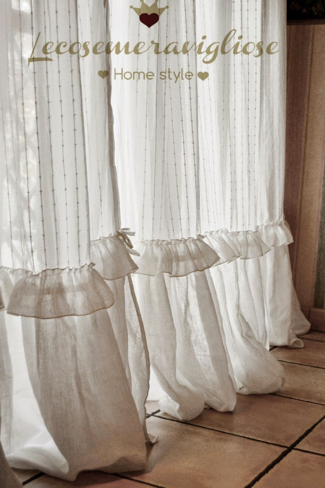 Tende Soggiorno Country Blog Su Arredamento Shabby E Country Chic Interiors Design