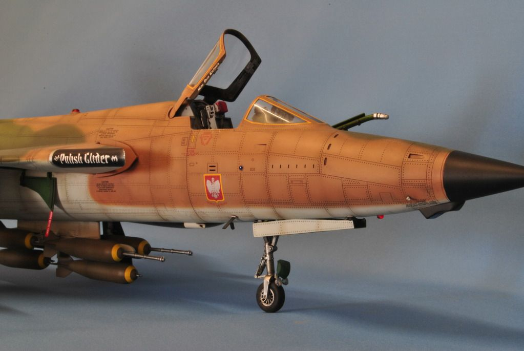 Trumpeter 1 32 F 105d Thunderchief By Nickparker Model Aircraft Aircraft Modeling Scale Models
