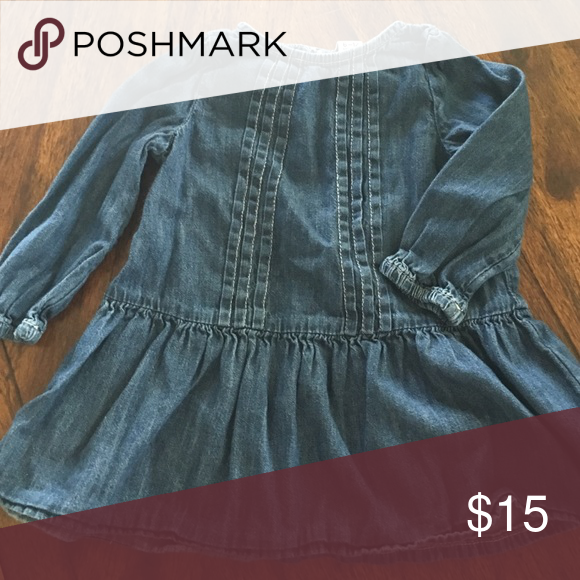 Drop Waist Dress Super cute, especially with leggings. No stains or holes. Baby Gap Dresses Casual