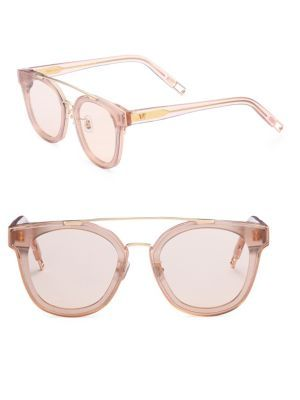 d3bc11e46c1d5 GENTLE MONSTER Tilda Swilton X Gentle Monster Newtonic 64Mm Rounded Square  Sunglasses.  gentlemonster  sunglasses