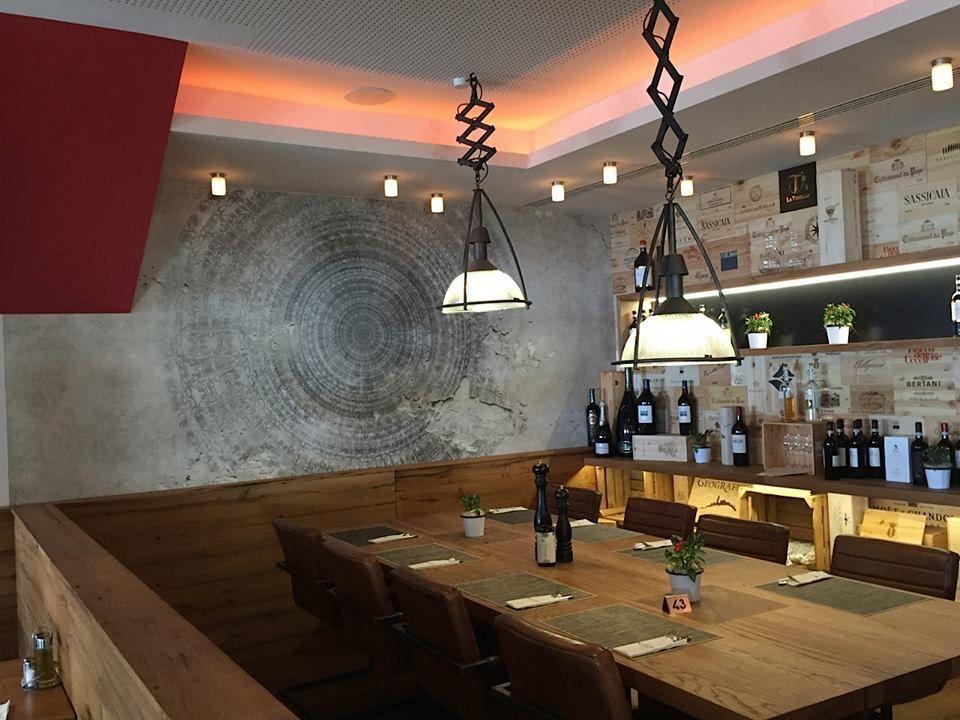 Wall and deco mandala behang restaurant unique wallpaper and
