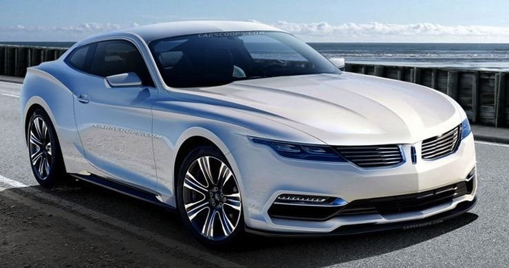 To Make The 2016 Lincoln Mk Coupe Concept Have An Effect And Thrive In Near Future Be Redesigned V6 Ecoboost Engine With Capacity Of 3 7 L