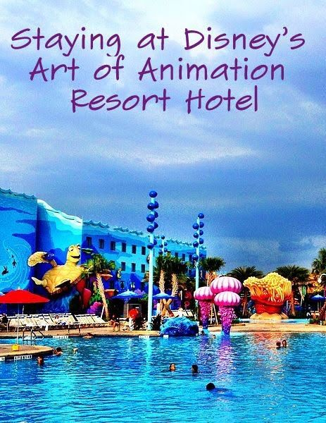 Is Art Of Animation A Good Resort