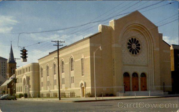 the first baptist church the olden days san angelo san angelo rh pinterest com texas a&m san antonio