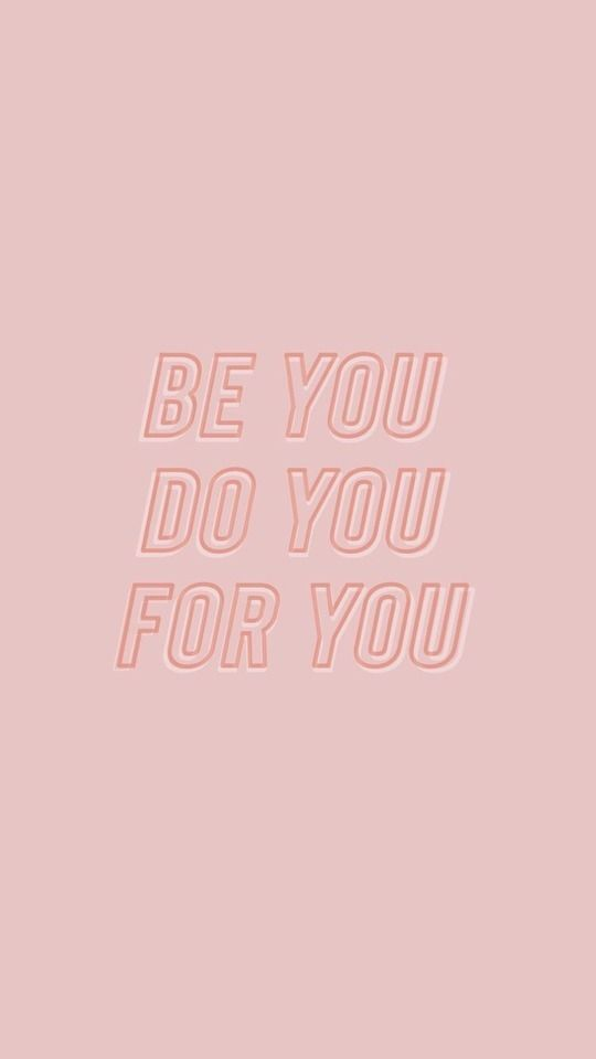 Be yourself! Inspirational and motivational quotes