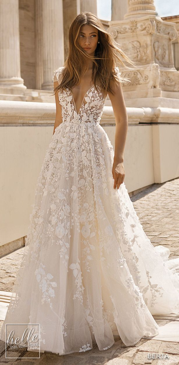 BERTA Wedding Dresses Fall 8 - Athens Bridal Collection
