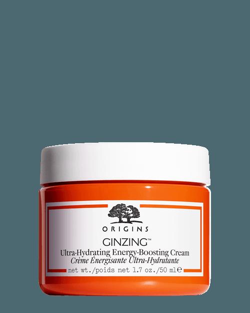 ginzing ultra-hydrating energy boosting cream