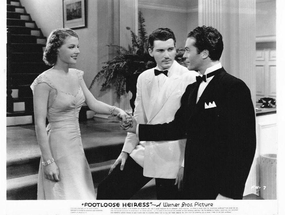 Ann Sheridan William Hopper And Craig Reynolds In The