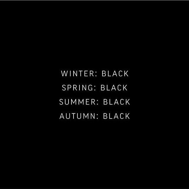 Because Who Doesn T Love Black Black Quotes Words Black Aesthetic