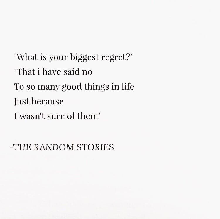 Home Hall Of Quotes Your Daily Source Of Best Quotes Positive Quotes Regret Quotes Best Positive Quotes