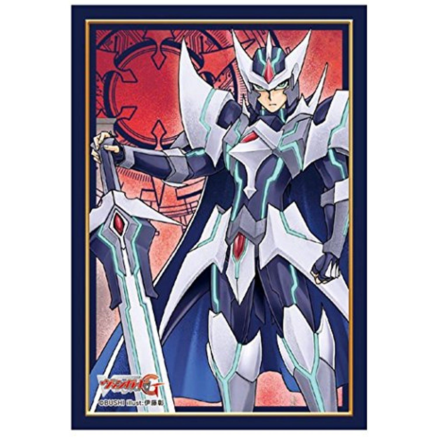 Vanguard G Blaster Blade Exceed Mini Card Game Character