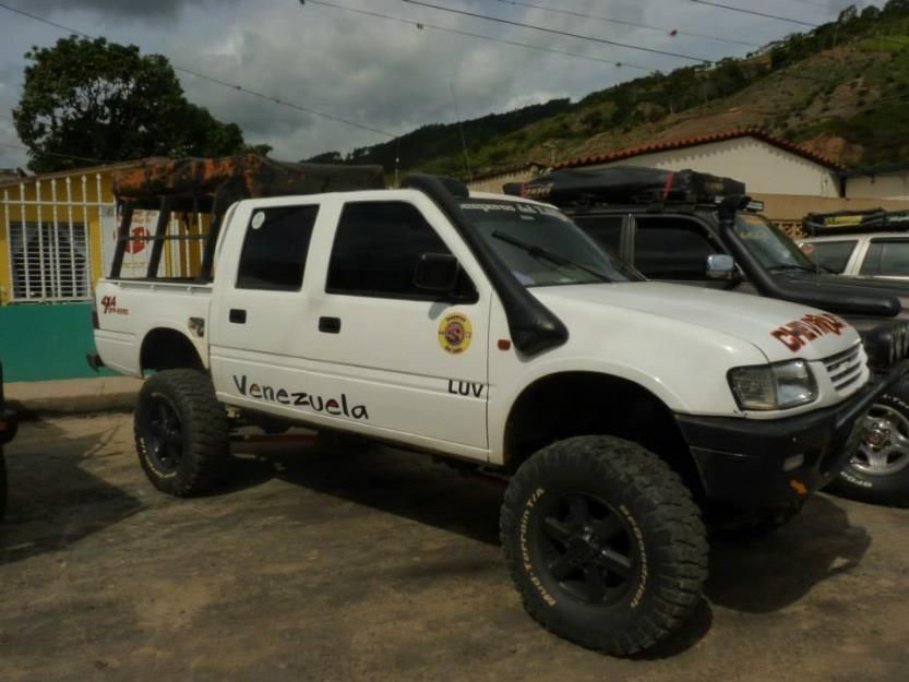 Chevrolet Luv Off Road Buscar Con Google Camion Ford Snorkel