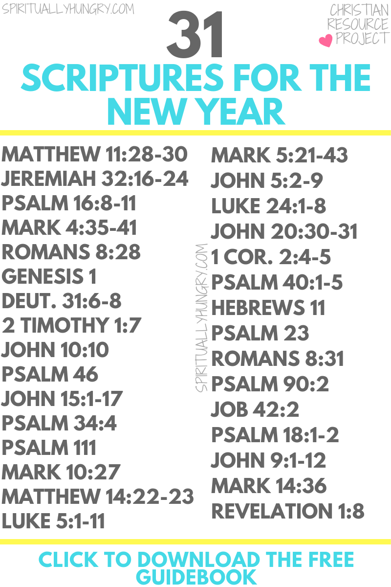 New Year S Challenge Scripture Writing Plans Scripture Bible Study Scripture