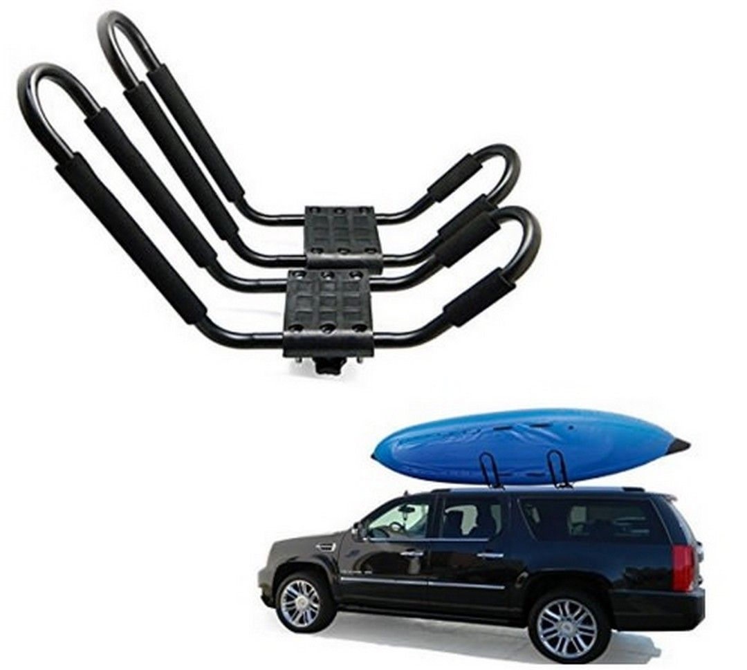 99 CarTop Kayak Rack for Around Ten or Twenty Bucks