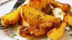 Receita de batata assada com 3 ingredientes - Bolsa de Mulher