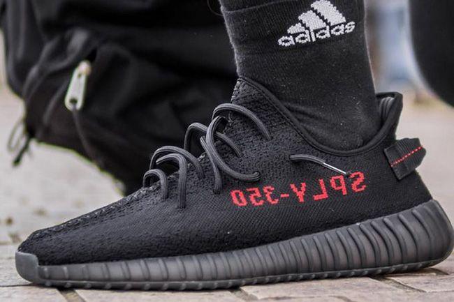 2ebca4c0435da0 SneakersCartel.com adidas Yeezy Boost 350 V2  Black Red  Launching Spring  2017  sneakers  shoes  kicks  jordan  lebron  nba  nike  adidas  reebok   airjordan ...