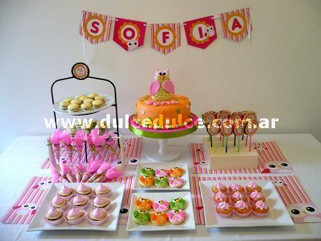 Fotos de mesa cumplea os infantiles buscar con google for Mesas de dulces infantiles