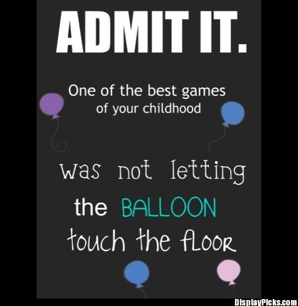 I can't be the only person who did this as a kid