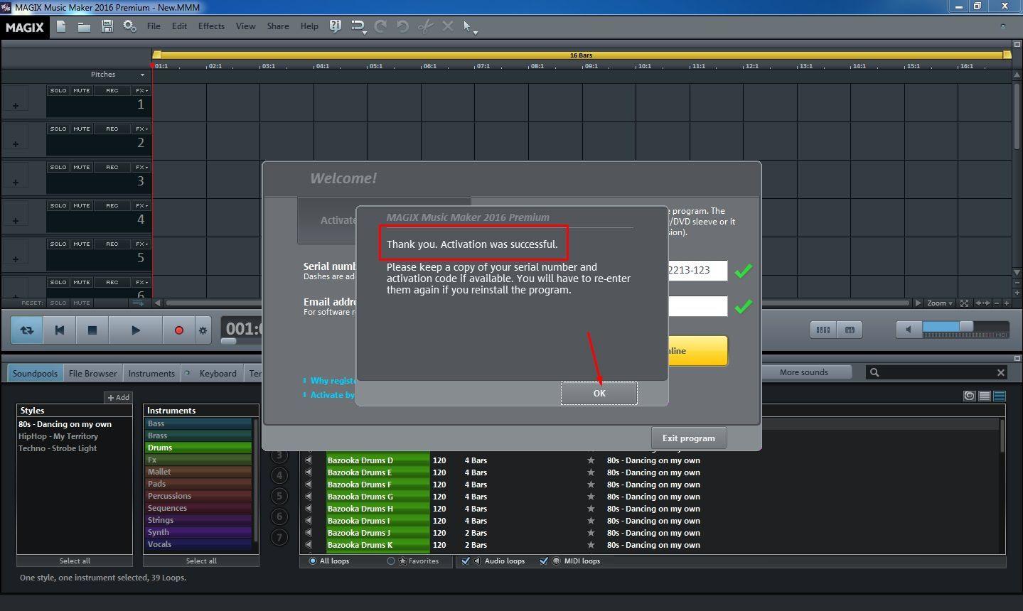 Magix Music Maker 14 Activation Keygen