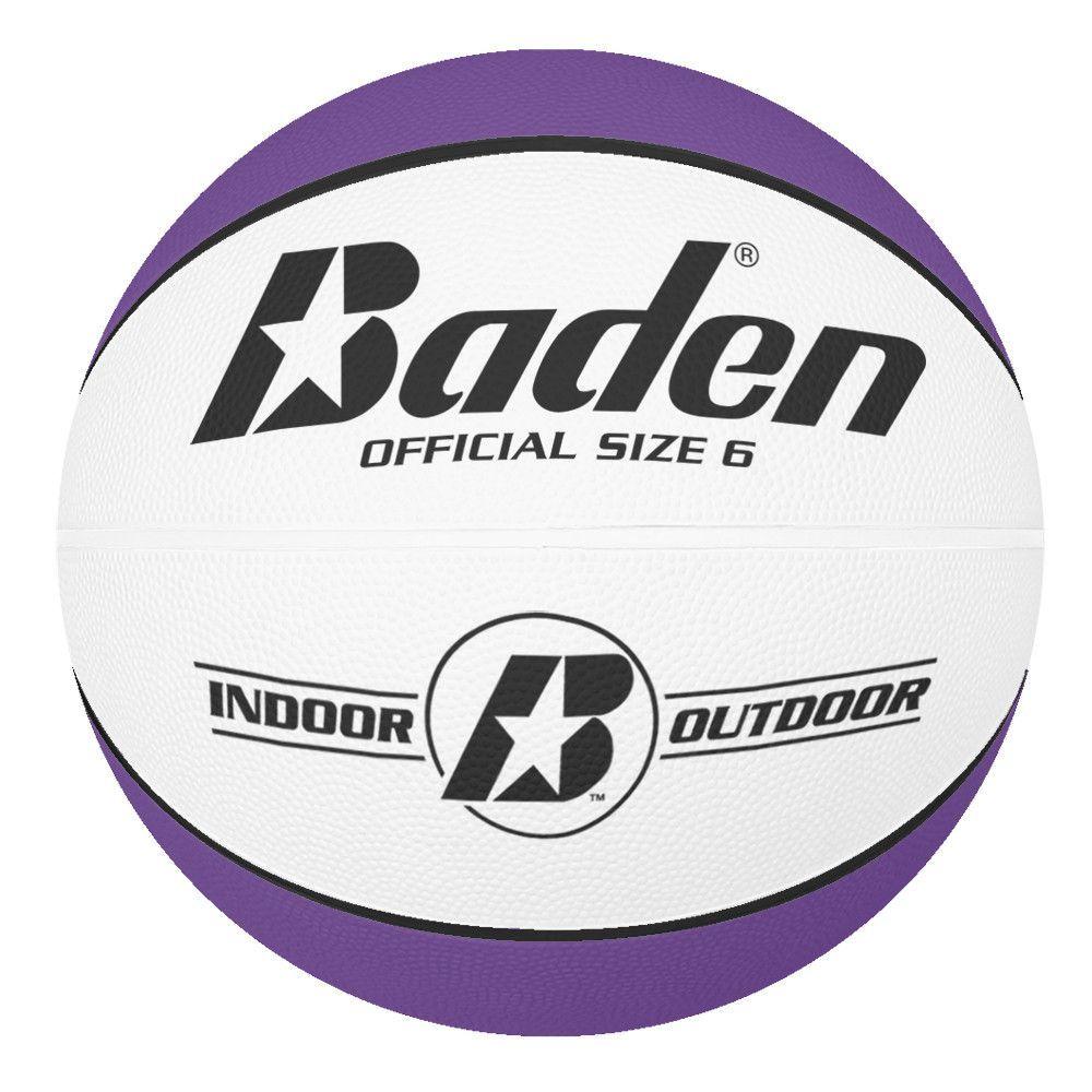 Rubber Indoor/Outdoor Basketball