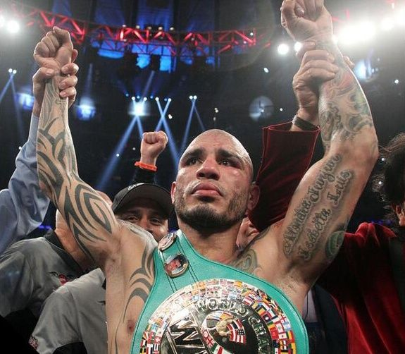 Miguel Cotto Is Now The WBC Middleweight Champion, And The