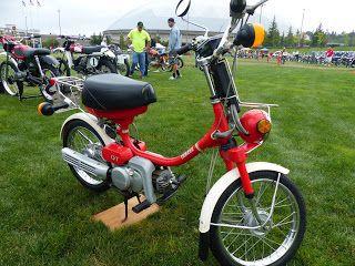 moto yamaha qt50