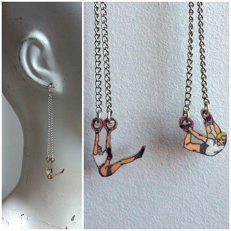 Trendy diy jewelry earrings shrink plastic 63+ ideas